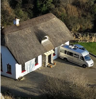 doolin tours coach and cottage
